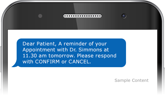 Appointment Reminders - Confirm and Remind